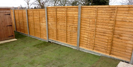 Fencing and Walls Acton W3