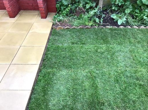 landscaping Acton W13