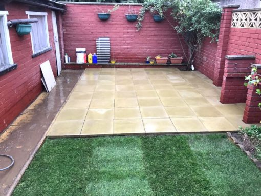 Landscaping Acton W7