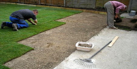 Landscaping Acton W3